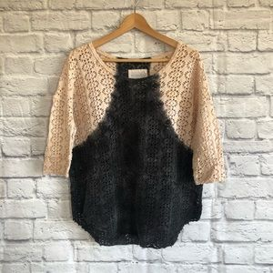 We the Free (Free People) Ombré Knit Sweater